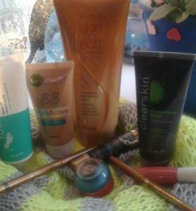 Набор косметических продуктов