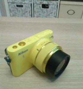 Фотоаппарат nikon 1 s2