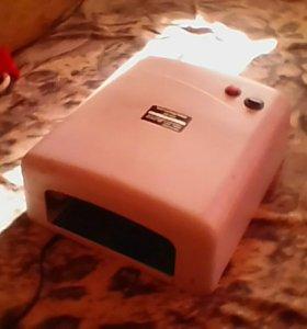 Лампа для сушки гелеавых покрытий на ногтях