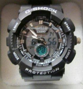 Неубиваемые часы Casio G-shock