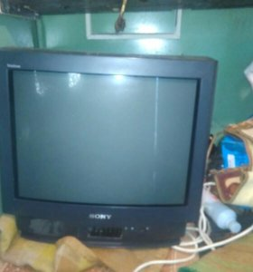 Продам телевизор сони в раб ,состояние