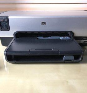 Принтер Hp Deskjet 6943