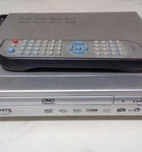DVD преер Elenberg