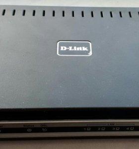 D-link DSL-2540U