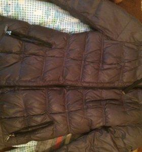 Куртка-пальто демисезон 42-44