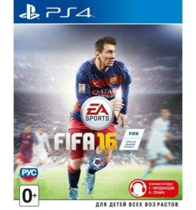 Продаю игры для ps 4 новый диск