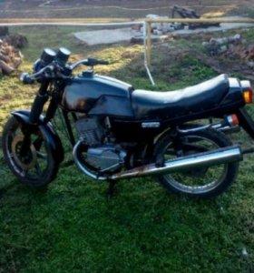 Мотоцикл Ява