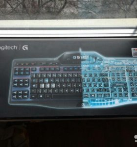 Клвиатура Logitech Gaming Keyboard G510s