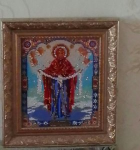 Икона Покров