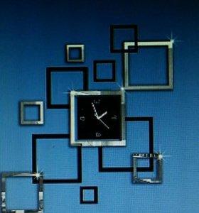 Часы настенные Квадрат.