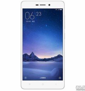 Новый Xiaomi Redmi 3S Pro Белый. Память 2Gb/16Gb .
