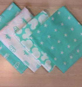 Поступление тканей для детского постельного белья