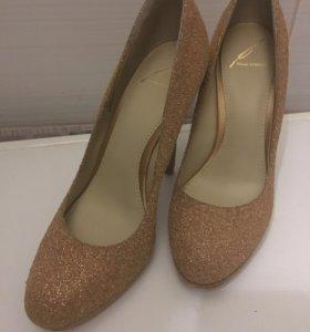 Новые туфли Brian Atwood, оригинал