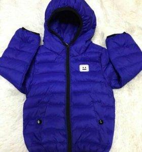 Новая курточка 104
