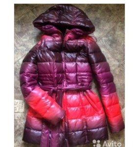 Зимняя новая фирменная куртка