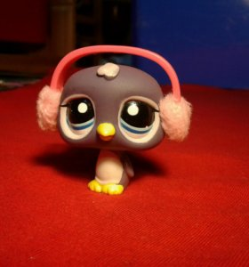 Игрушка Littlest Pet Shop LPS