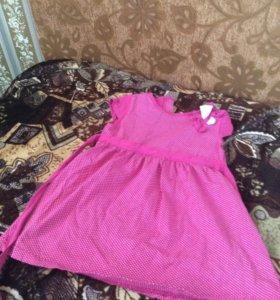 Детские платья до 1,5-2 лет