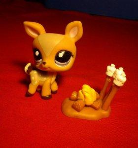 Игрушка Littlest Pet Shop LPS