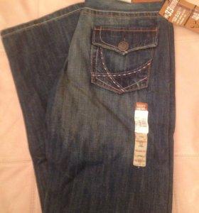Wrangler 34/32 джинсы