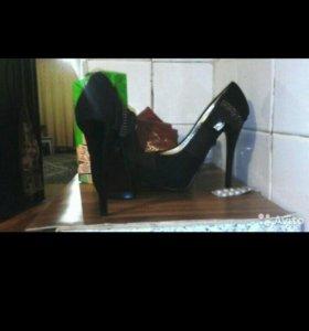 Туфли, не ношенные