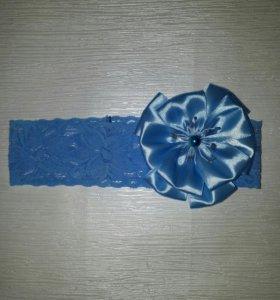 Резинки,заколки,повязочки,ленты для косы,банты.