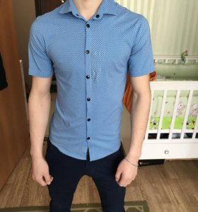 Мужская абсолютно новая рубашка