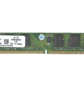 Озу 2гб DDR2 Kingston KVR667D2N5/2G