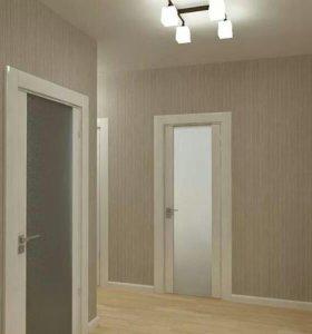 Установка входных и межкомнатных двере