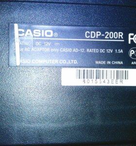 Синтезатор Casio CDP-200