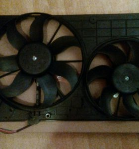 Вентиляторы охлаждения в сборе VAG