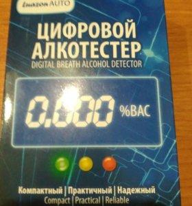 Цифровой алкотестор
