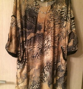 Блузки-туники