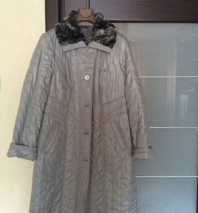 Пальто женское б/у