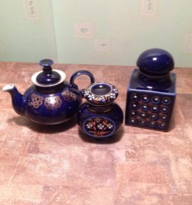 Набор миниатюрных чайных предметов