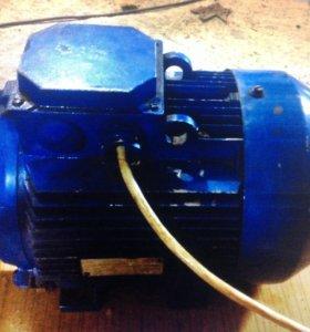 Асинхронный двигатель 3,0 кВт