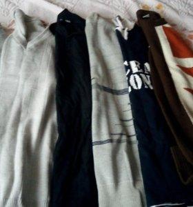 Пакет мужских джемперов