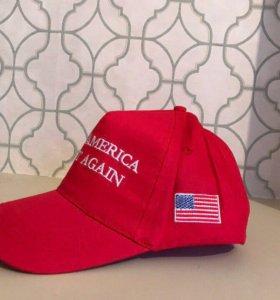 "Кепка ""Make America Great Again"""