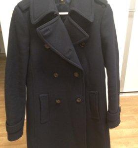 Пальто massimo dutty почти новое