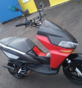 Stels benelli arrow 50 tuning