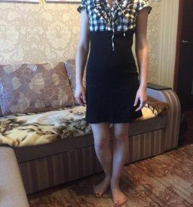 Маленькое скромное платье