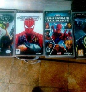 Игры для PSP лицензия
