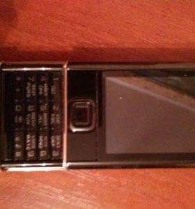 Телефон nokia 8800 sapphire
