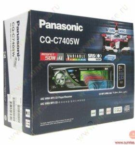 Panasonic CQ-7405W