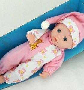 Кукла 30см. в коробке.
