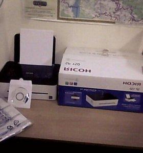 Принтер Ricoh sp 150 почти новый