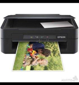 Epson XP-103 (Принтер + ксерокс + сканер)