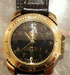 Часы фирма ракета