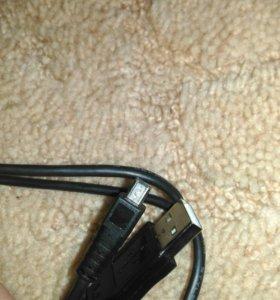 USB кабель.и кабель переходник