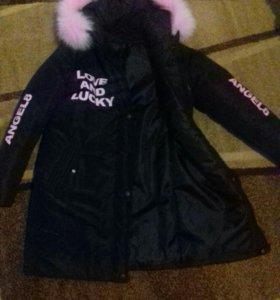 Куртка и кофточка совершенно новые
