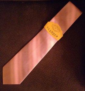 Мужской галстук новый